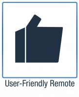 USer Friendly Remote